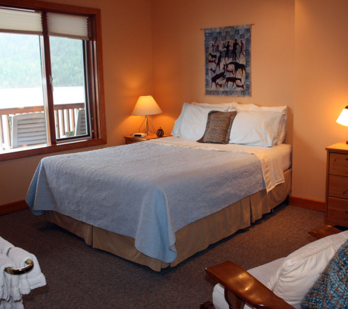Christina lake bed and breakfast room rates